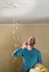 problèmes de fuites d'eau