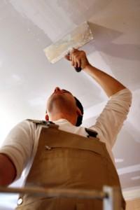 cloisons et plafond